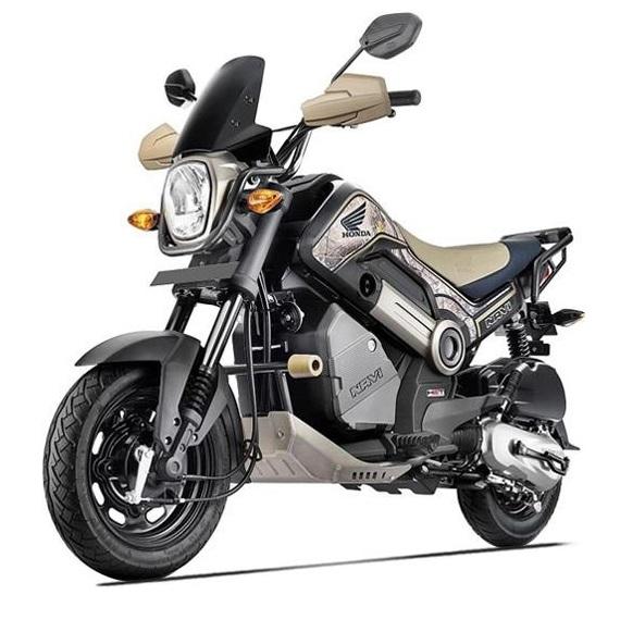 Rent Honda Navi in uttarakhand
